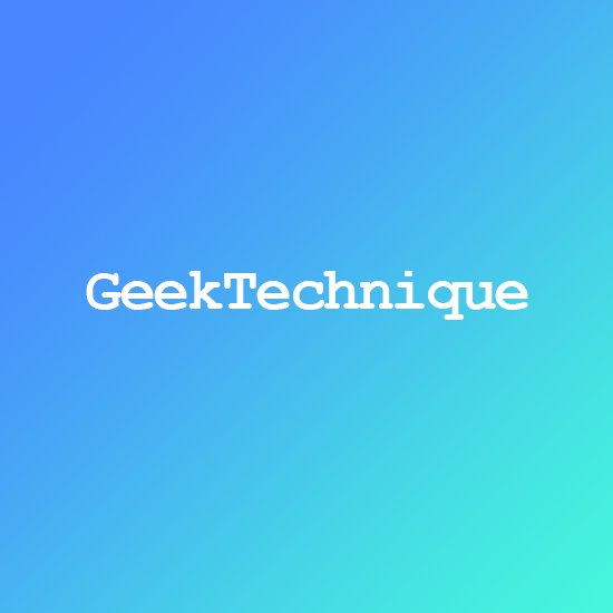 Geek Technique : Magazine & Guide des geek leader, Gadgets, Smartphones, Ordinateurs & plus encore