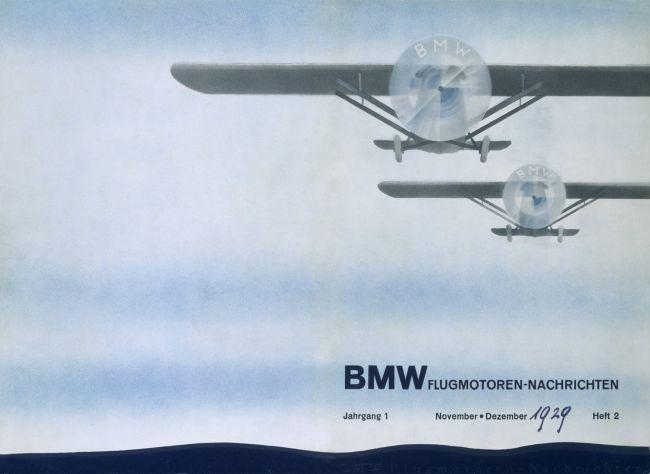 Annonce du logo BMW