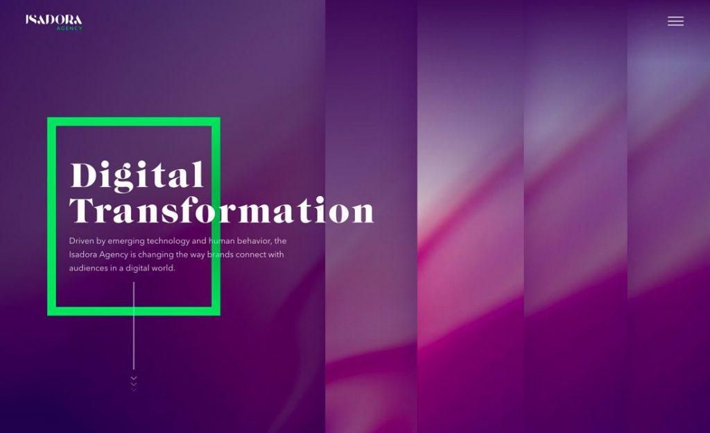 tendances de conception Web asymétrique en 2020