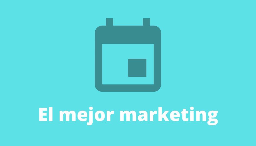 calendrier marketing 1